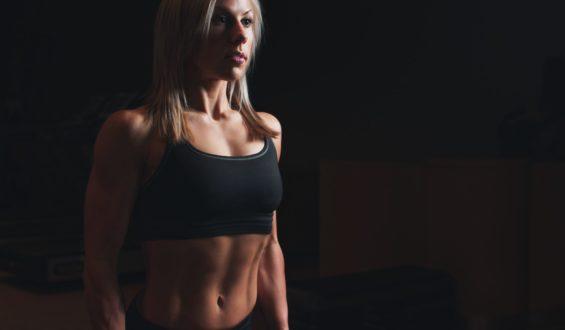 Glutamina wspomoże budowę mięśni
